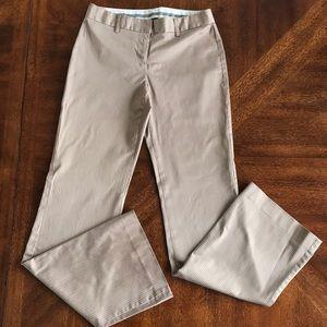 Express Design Studio Editor tan dress pants sz 0